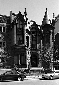 Maison Peter Lyall